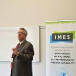 IMES 2017 - William B. Gartner